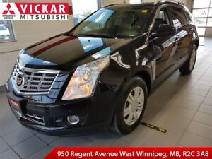 2014 Cadillac SRX Luxury/ AWD/ Navigation/ Moonroof
