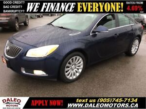 2012 Buick Regal 1SL | SUNROOF | HEATED SEATS | REMOTE START