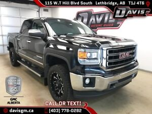 Used 2015 GMC Sierra 1500 SLT-6.2L V8, Navigation, Sunroof