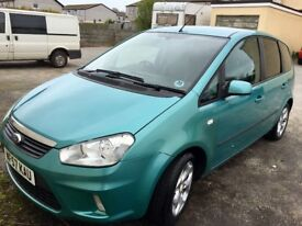 Ford C-Max Zetec 57 plate, only 58k miles