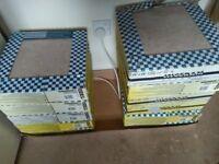 New Ceramic Floor Tiles Total 11 Square Metres