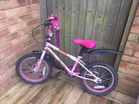 Apollo girls Roxie bike