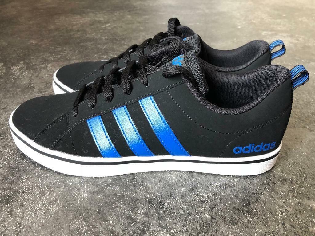 4f8017e04f14af Adidas Vs Pace Men's Basketball Trainers, UK Size 8. Super Condition