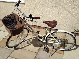 "Ladies bike Dawes Duchess Heritage 17"" frame"
