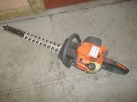 "HUSQVARNA 325HD60 DOUBLE SIDED PETROL HEDGE CUTTER 23"" BLADE"