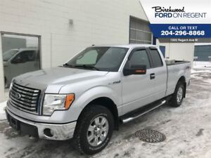 2010 Ford F-150 XLT Supercab 4X4*One Owner/Low Kilometers*