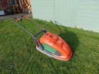 Flymo Glide Master 340 Lawnmower/Lawn Mower With Spanner & Manual