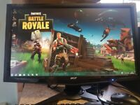 Acer 24inch 3D 120Hz Gaming Monitor