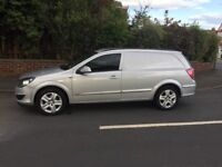 2011 Astra Van Sportive. TOP OF RANGE. Recent Mot. £2650!!!