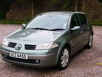 Renault megane 1.4 16v dynamique 2003 full mot