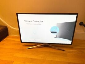 """RECENT MODEL,SAMSUNG 32"""" FULL HD SMART TV,EXCELLENT CONDITION HARDLY USED £160 NO OFFER CAN DELIVER"""