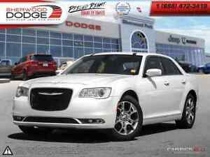 2016 Chrysler 300 TOURING|PANO SUNROOF|8.4 TOUCHSCREEN|HTD LEATH