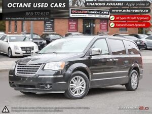 2008 Chrysler Town & Country Limited  DVD  VERY CLEAN 