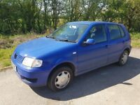 Volkswagen Polo 1,4 petrol car fully serviced for sale