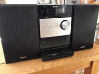 Sony radio system