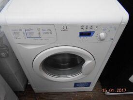 indesit 7Kg washing machine in good clean working order 3 months warranty