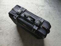 Large quality suitcase