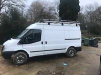 Ford Transit 2012 MWB - Engine is included but needs repairing