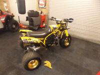yamaha tri z 250cc