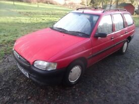 Ford Escort 1.6 Automatic! 52,000 genuine miles! Must be seen! May p/x??