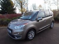 Citroen C3 Picasso Exclusive 1.6 Diesel Hdi 89000 Fsh . superb value car .£30 tax