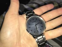 Men's lorus stainless steel watch