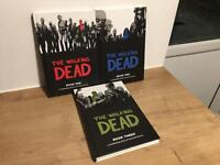 The walking Dead Graphic Novel Books