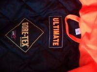 GORE-TEX Hi Vis Waterproof Boilersuit - REDUCED PRICE!