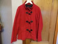 red coat debenhams size 20