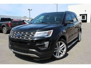 2016 Ford Explorer LIMITED+4WD+7 PASSAGER+NAVI+CAMERA+TOIT PANO+