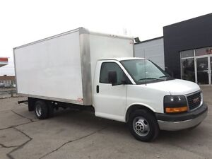 2016 GMC Savana 3500 Savana 3500 16 ft