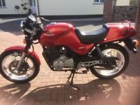 Honda XBR 1986, 499 (cc)