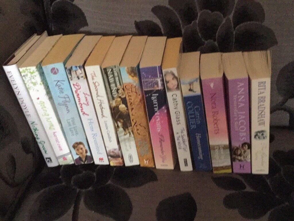 13 book bundle