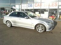 DIESEL ! AUTO ! 2009 59 MERCEDES-BENZ C CLASS 2.1 C250 CDI BLUEEFFICIENCY ** GUARANTEED FINANCE **