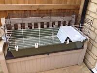 Indoor rabbit/Guinea pig house.