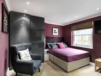 MARYLEBONE**STUNNING NEW STUDIO FLAT**SHORT &LONG TERM**available in September