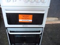 hotpoint gas cooker good condition