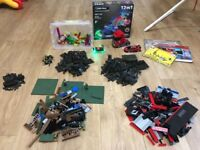 Mixed job lot lego
