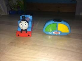 Thomas the Tank remote control car