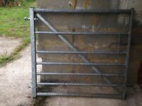 Metal Farm gates (various sizes)