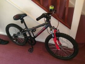 Bicycle (from halfords) suitable for 6 Years - 11 years