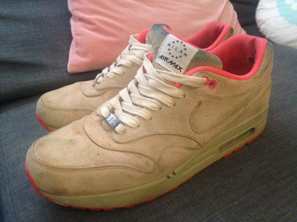 MENS NIKE MAX 1 LTD EDITION size 10