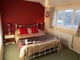 WINTER LET. 6-12 weeks available. Cottage in Denby Dale. Furnished.