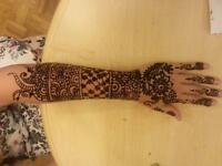 beautiful henna/ henna tattoo/ temporary jagua tattoos
