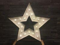 Star cinema style light