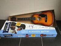First Act Discovery acoustic children's guitar