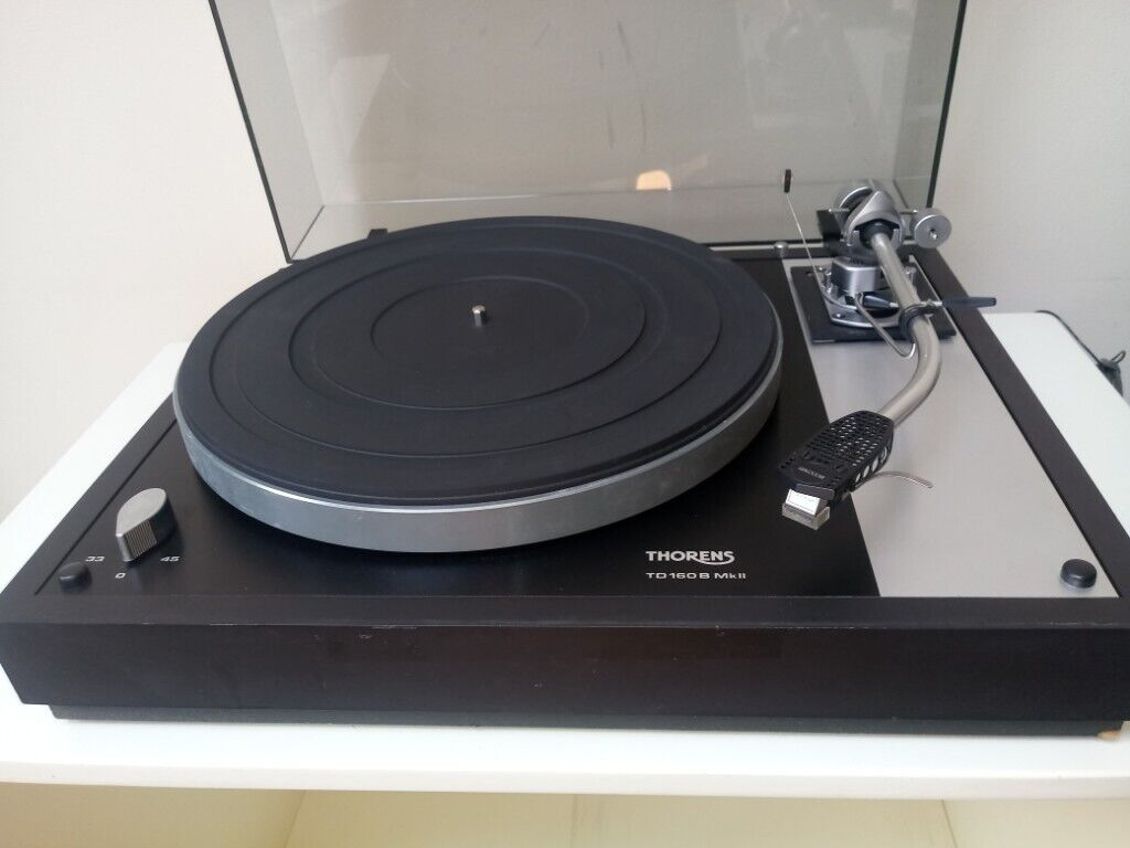 Thorens TD160B MkII with SME Series IIIs (3009) Arm | in Ealing Broadway,  London | Gumtree