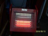 clarke infered heater