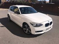 2012 BMW 1 SERIES 116I SPORT 1.6 5dr