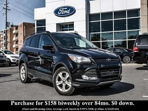 2014 Ford Escape SE FWD - BLUETOOTH - MYKEY - KEYPAD ENTRY - REV